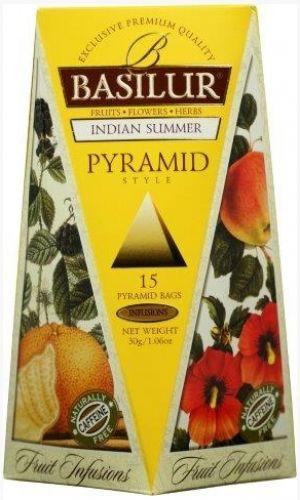 Čaj Basilur ovocný - pyramidové sáčky